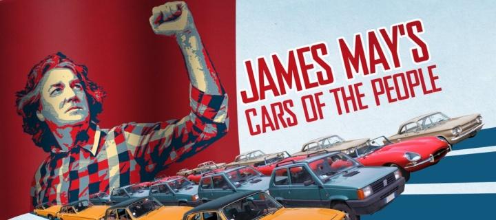 James May a lidové autíčko 02×01