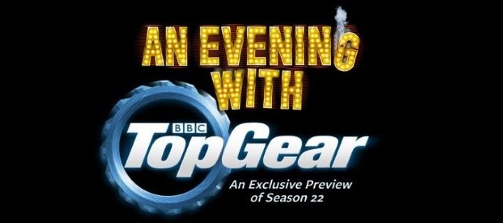 Živé vysílání Top Gear