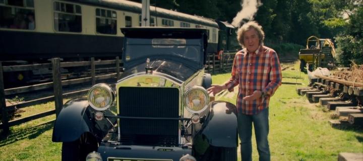 James May a lidové autíčko 02×03