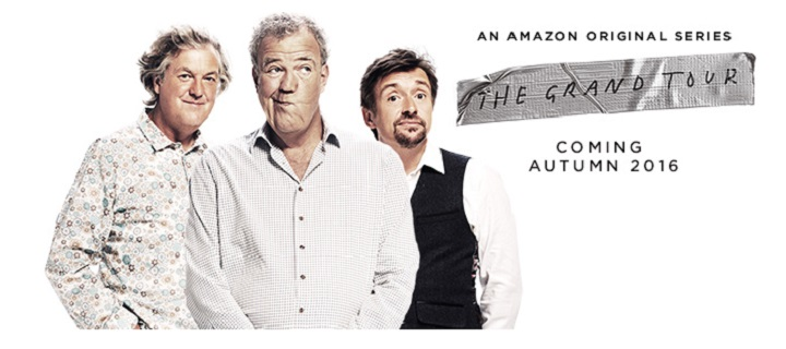 """The Grand Tour"""